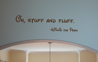 Stuff And Fluff Wall Decals