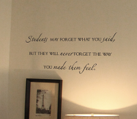 Students Wall Decals