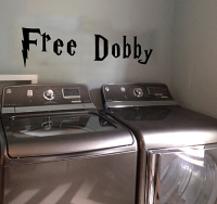 Free Dobby Wall Decal