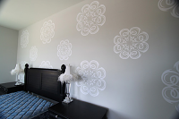 Swirly Circles Wall Pack