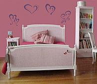 Heart Pack I Wall Decals