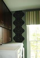 Leaf Pattern Wall Decal