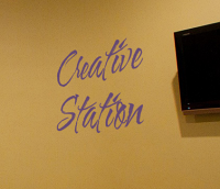 Creative Station Wall Decals