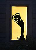 Reaper Window Monster Wall or Window Decal