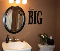 Think Big Wall Decals