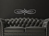 Embellishment Flourish5 Wall Decal