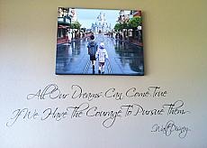 Dreams Can Come True Courage | Wall Decals