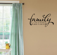 Family  Link to the Past... Wall Decal