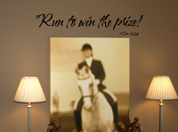 Run to Win Wall Decal