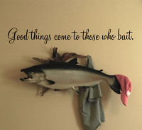 Those Who Bait Wall Decal
