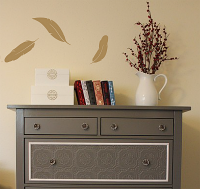 Simple Feathers Wall Decal