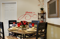 Simply Grace Wall Decal
