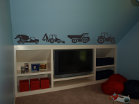 Construction Pack Wall Decals