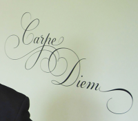 Carpe DiemWall Decal