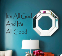 All Good Wall Decal
