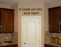 La Beaute Wall Decal
