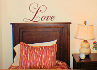 Simply Love Wall Decal