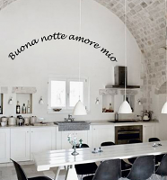 Buona Notte Wall Decal
